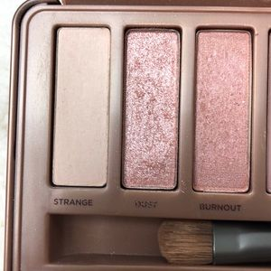 Urban Decay Makeup - NAKED3 Urban Decay eyeshadow palette